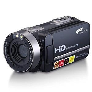 Hausbell Hdbv-301 Full Hd Videocámara Digital De  X