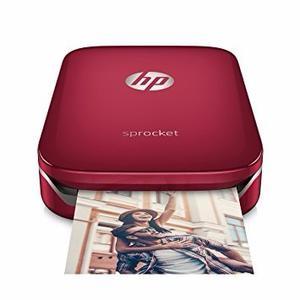 Hp Sprocket Impresora Fotográfica Portátil Bluetooth