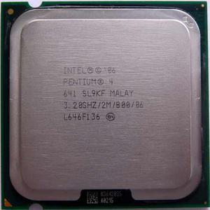 Intel Pentium  Sl9kf 3.20ghz/2m/ Lga 775