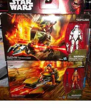 Assault Walker Stormtrooper Y Ezra Speeder Star Wars Rebelds