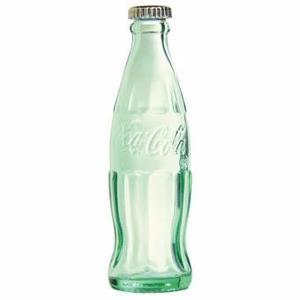 Botella De Vidrio Salero O Pimentero Coca Cola Original 1 Oz