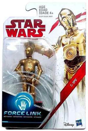 C-3po Star Wars: The Last Jedi Hasbro 3 3/4