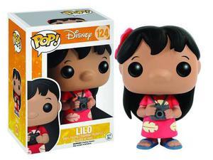 Funko Pop Disney Lilo Y Stitch Lilo 124 Funko Movies