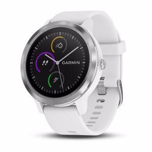 Garmin Vivoactive 3 Blanco + Playera Oficial Gratis