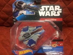 Hot Wheels Nave Star Wars Jedi Starfighter No Subasta