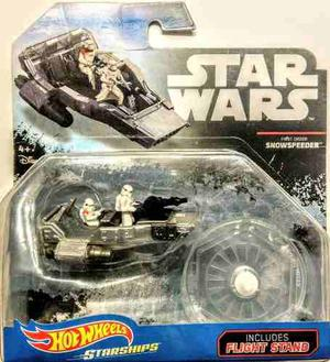 Hot Wheels Star Wars First Order Snowspeeder