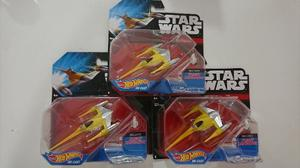 Hot Wheels Star Wars N-1 Starfighter Naboo