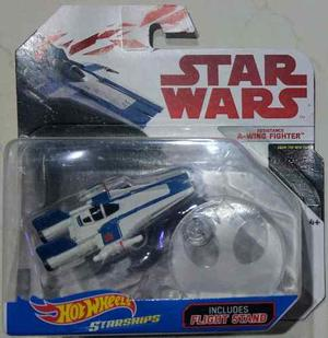 Hot Wheels Star Wars Resistance A-wing Fighter