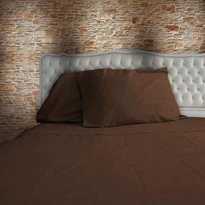 Juego De Sabanas King Size Bio Mattress Chocolate