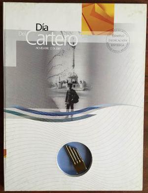 Mexico  Dia Del Cartero Carpeta Oficial De Lujo, Silbato