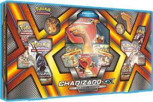 Pokémon Tcg: Charizard Gx