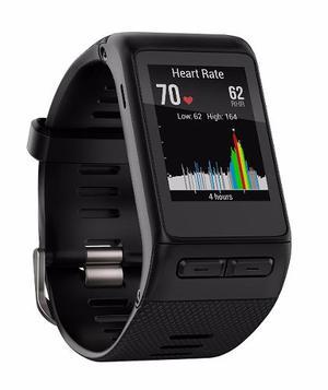 Reloj Garmin Vivoactive Hr Smart Watch Negro Nuevo Msi