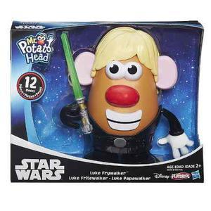 Señor Cara De Papa Papa Star Wars Luke Frywalker