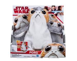 Star Wars Porg Peluche Electronico Hasbro