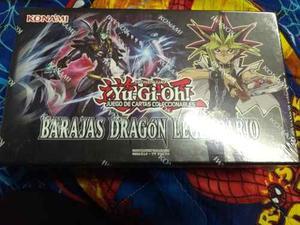 Yu Gi Oh! Baraja Dragón Legendarios.