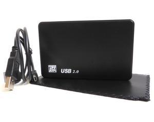 Gabinete Case Disco Duro Sata Laptop Usb 2.0 Plastico Seafon