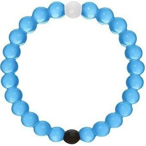 Pulsera Lokai Brazalete Color Azul Talla M Moda Genial !!!!!