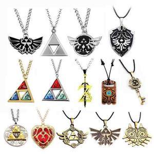 Zelda 1 Collar Envio Gratis Varios Llave Corazon Legend Of