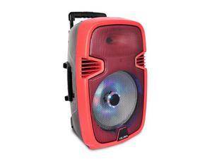Velikka Bafles Amplificado Bocina 12 Pulg Bluetooth Vkk-121l