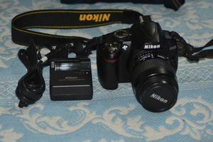 Camara Reflex Slr Nikon Dmp Lente mm