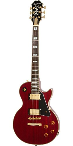 Guitarra Electrica Epiphone Custom Cherry Con Envio Gratis