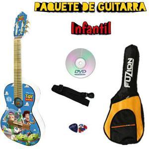 Paquete Guitarra Infantil Vz