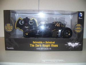Batman Batimovil Batmobile Dark Knight Rises Radio Control