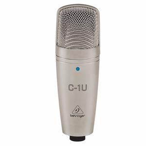 Behringer C-1u Microfono Condensador Usb De Estudio Envío
