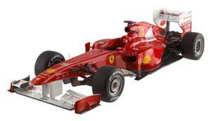 F1 Ferrari F150 Fernando Alonso Hot Wheels Elite En Esc 1/18