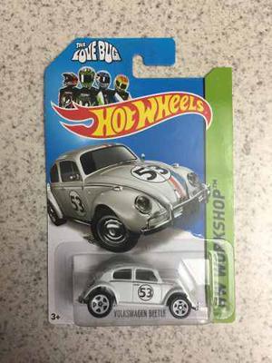 Hot Wheels Herbie Vw Envio Incluido