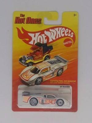 Hot Wheels - Hot Ones - Gt Racer - 1:64