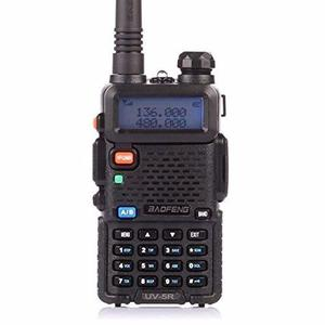 Radio Baofeng Uv5r Doble Banda Vhf O Uhf Uv5r Profesional