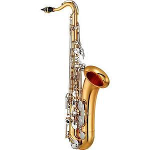 Saxofón Tenor Yamaha Yts26 Nuevo Póliza Y Envío Gratis