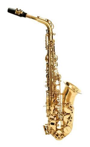 Saxofon Alto Marca Conn Modelo As 651 Con Estuche