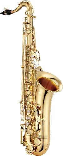 Saxofon Tenor Sib Jupiter Laqueado Llave Fa Con Estuche
