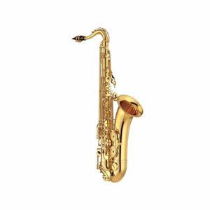 Saxofon Tenor Sib Pioneer Laqueado Llave Fa Con Estuche