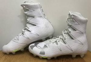 Cleats Under Armour Highlight Blanco Talla 7