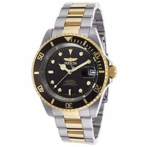 Invicta Hombre ob Pro Diver Reloj Acero Inoxidable 18k