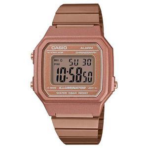 Reloj Casio B650 Rosado Original Retro Vintage Alarma Luz