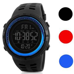 Reloj Digital Deportivo Skmei  Sumergible 50 Mts