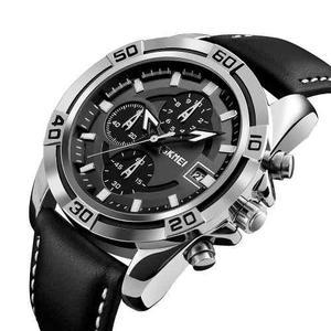 Reloj Skmei  Hombre Cronógrafo Funcional Sumergible 30m