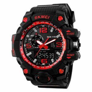 Reloj Skmei  Hombre Deportivo Hora Dual Sumergible 50m