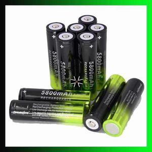 Batería Pila Recargable  De  Mah 3.7v Muy Potente