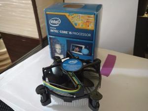 Disipador Ventilador Original Intel Alumin
