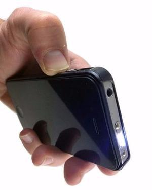 Iphone Taser Stun Gun Paralizador Eléctrico Toques kv