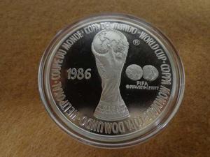 Medalla Oficial De La Fifa Mundial México 86
