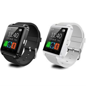 Reloj Inteligente Smartwatch U8 Color Blanco Y Negro