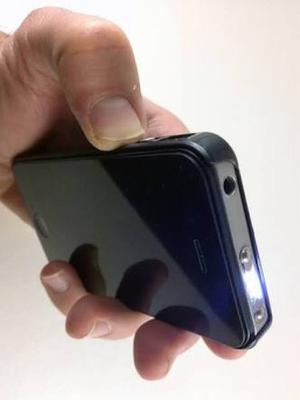 Taser Iphone Stun Gun Paralizador Lámpara Recargable