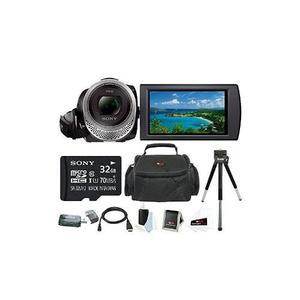 Videocámara Sony Hdr-cx455 Handycam Full Hd p Con