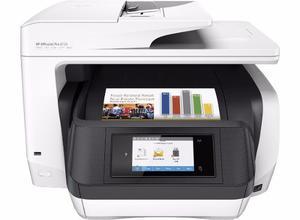 Multifuncional Hp Officejet  Con Sistema De Tinta Conti